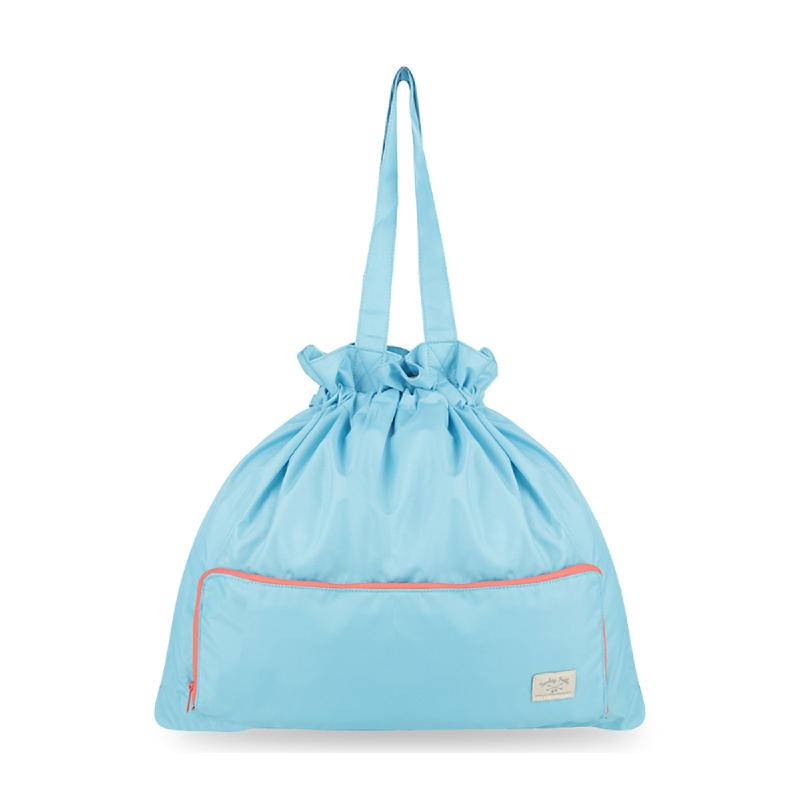 Exsport Fernweh Foldable Tote Bag - Blue