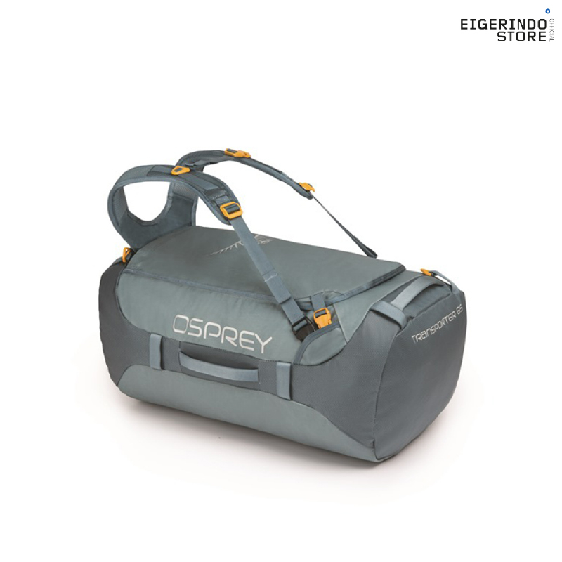 Osprey Transporter S18 Duffle Bag 65L - Grey