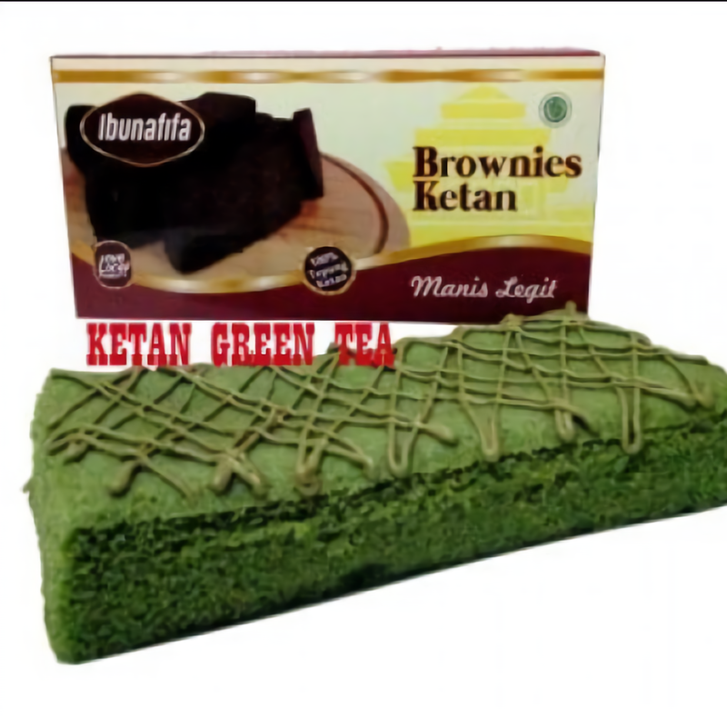 BROWNIES KETAN GREEN TEA