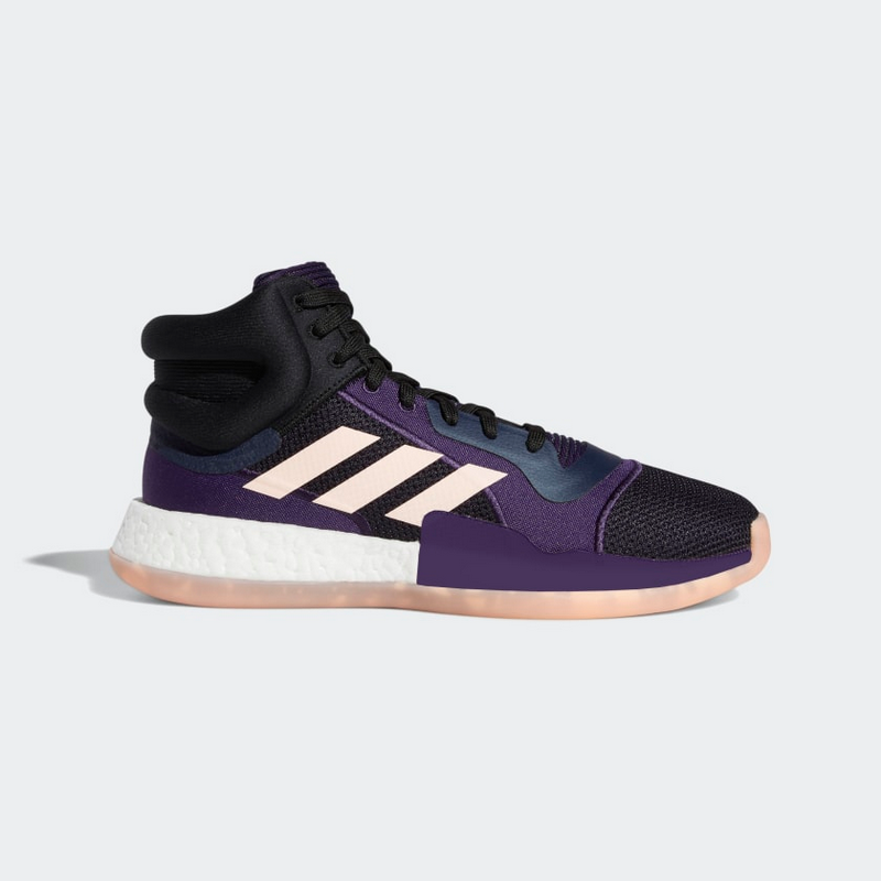 Adidas Marquee Boost Kristap Porzingis Deep Purple G27739