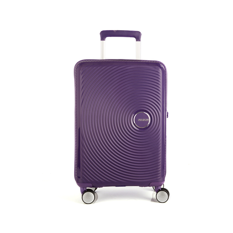 American Tourister Curio Spinner 55-20 TSA Ungu