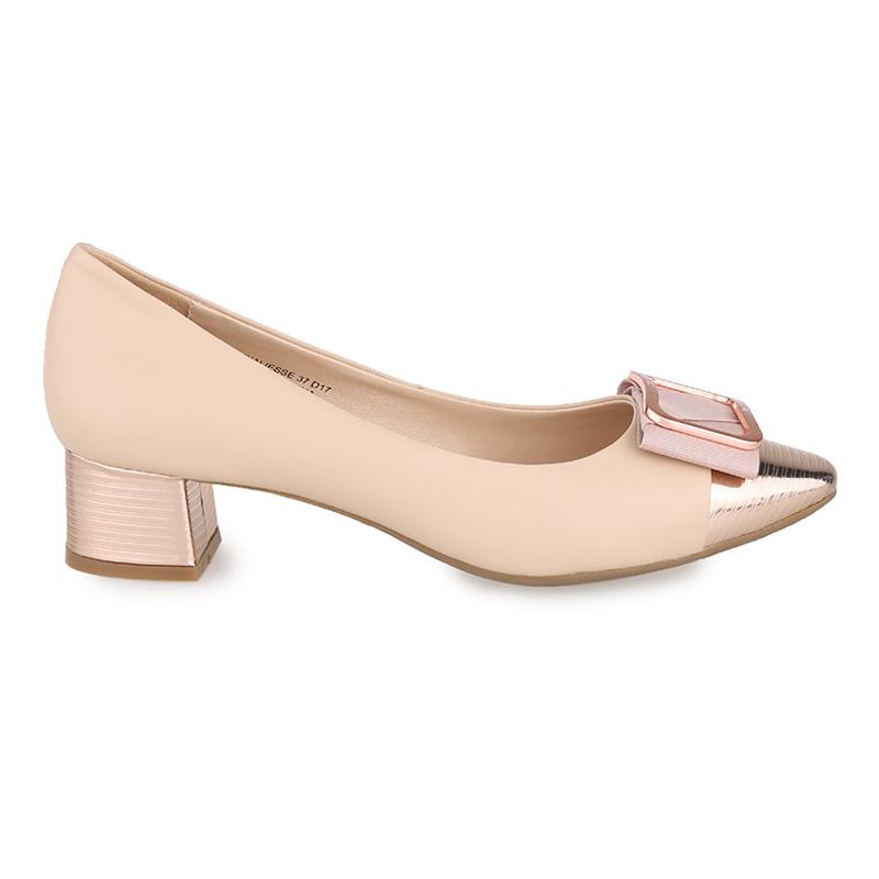 Everbest Sepatu Hak Tinggi Annaliesse Blush