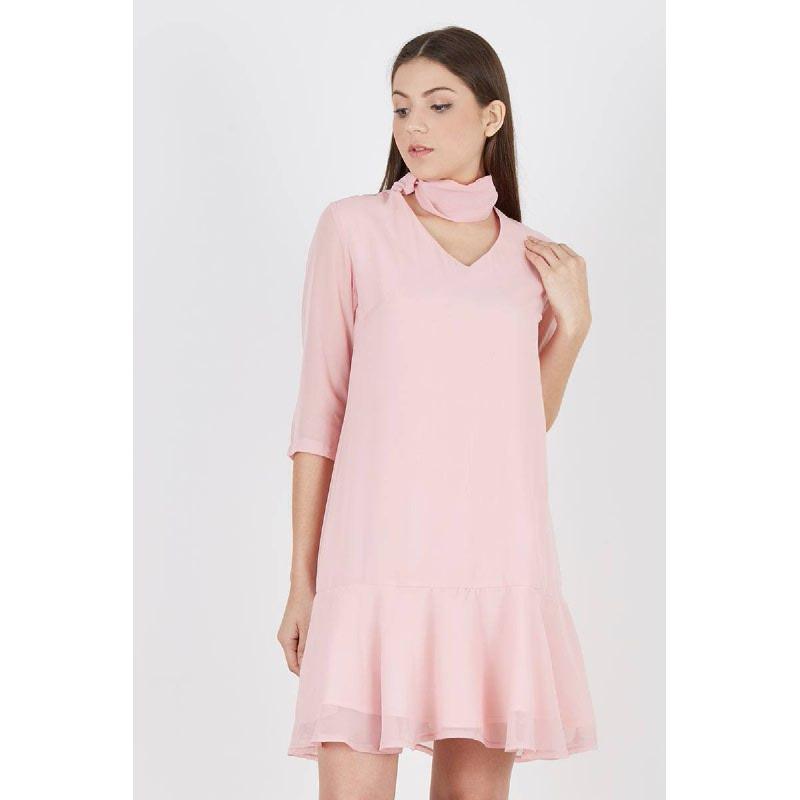 Primrose Pink Dress