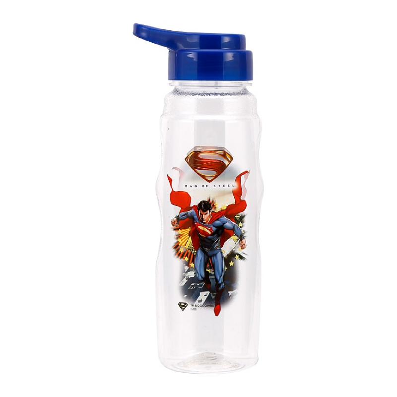 Superman Refresh Water Bottle Man Of Steel