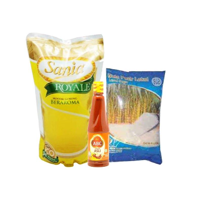 Lotte Mart Paket 30k