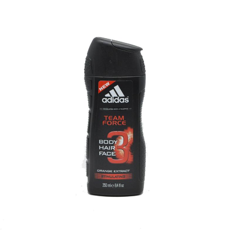 Adidas Men Shower Gel Team Force 250Ml