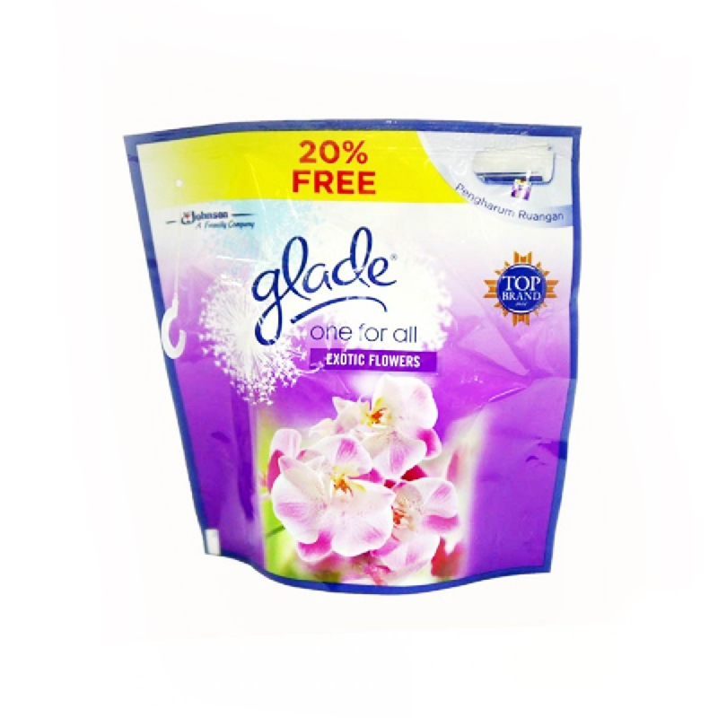 Glade Ofa Aromaterapi Ecotic Flowers