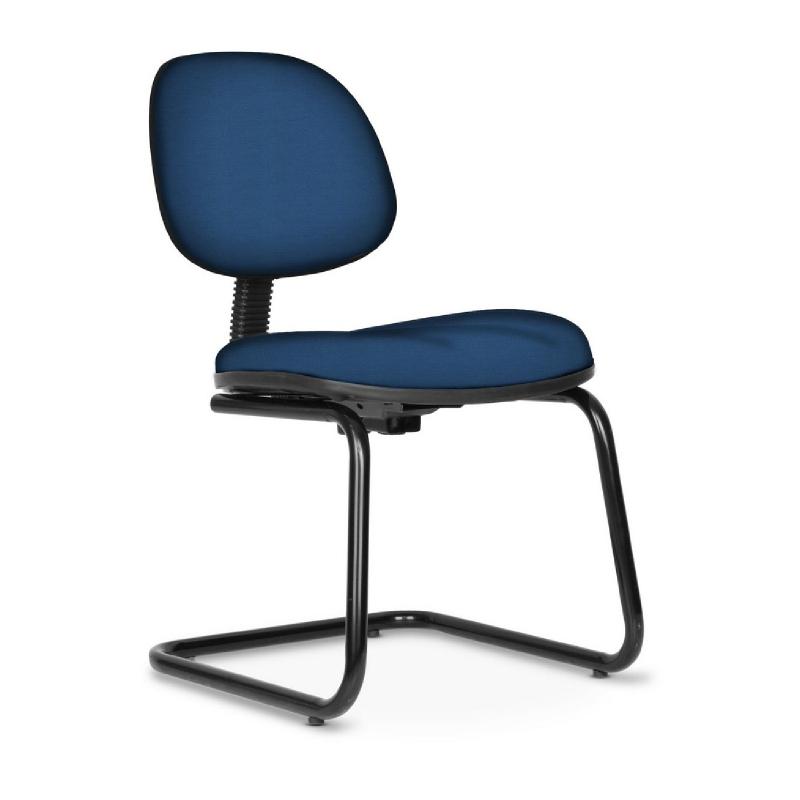 Kursi kantor kursi kerja HP Series - HP28 Navy Blue