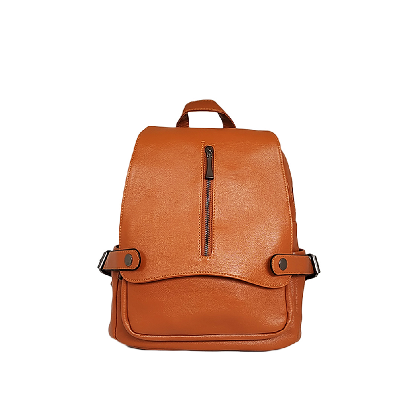 Catriona Halley Backpack Cocoa-Brown
