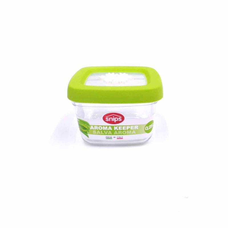 Aroma Tempat Makan Snow Green 0.25 Liter