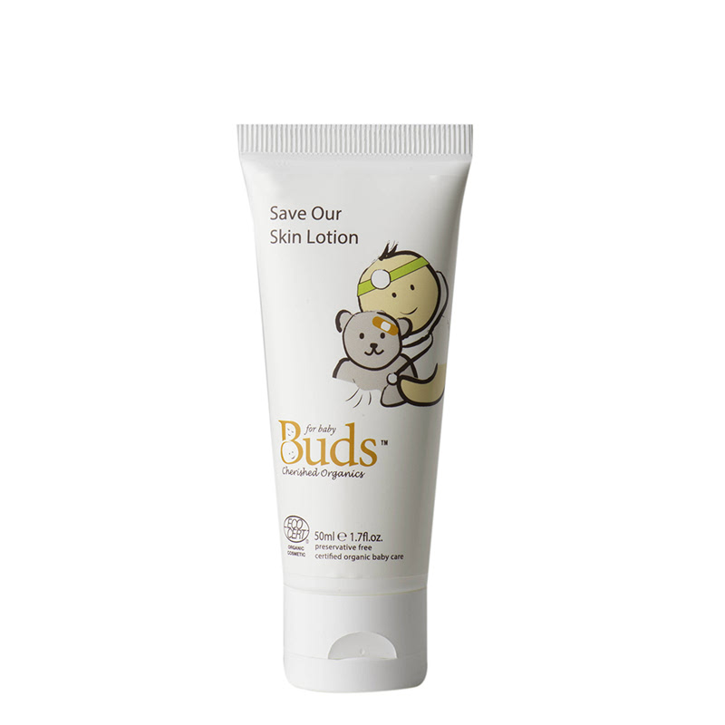 Buds Soothing Organics - Save Our Skin 50ml