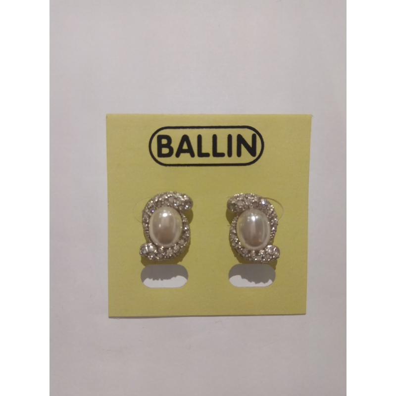 Ballin Women Earing GD-E22328S Silver