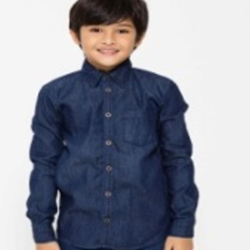 Rafael-Blublue Shirt Kids