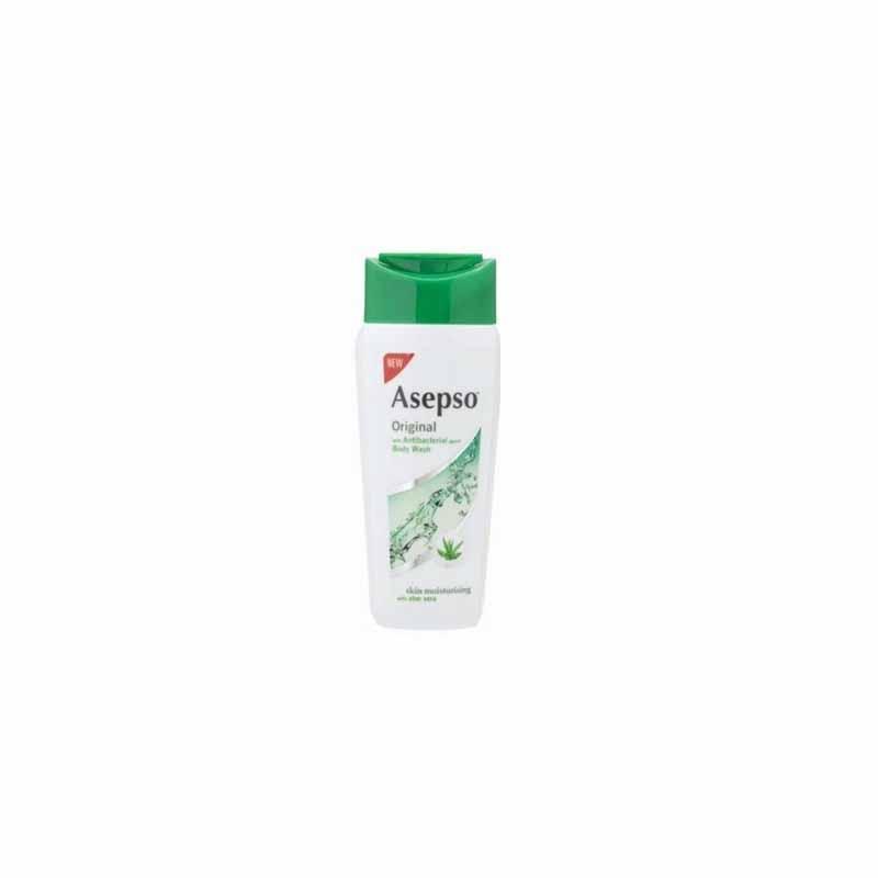 Asepso Body Wash Original Btl 250Ml