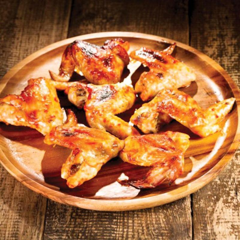 Ayam Kampung Bakar Bumbu Padang
