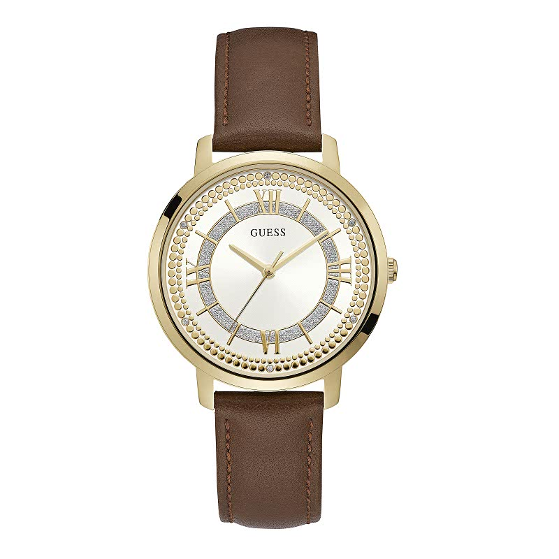Guess Women WatchAnalog W0934L3 Brown Gold