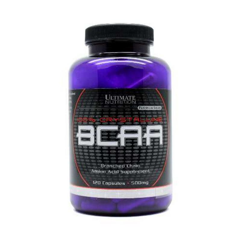 BCAA 500 mg 120'S