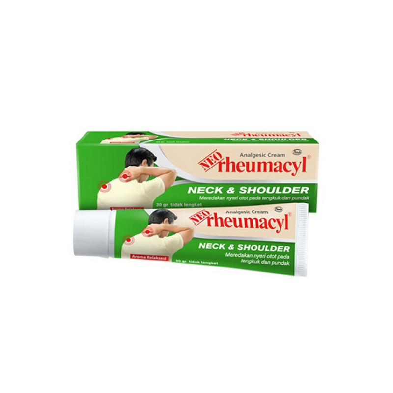 Neo Rheumacyl Neck & Shoulder 30 g