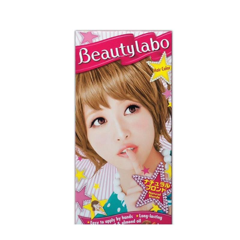Beautylabo Hair Color Natural Blonde No.9
