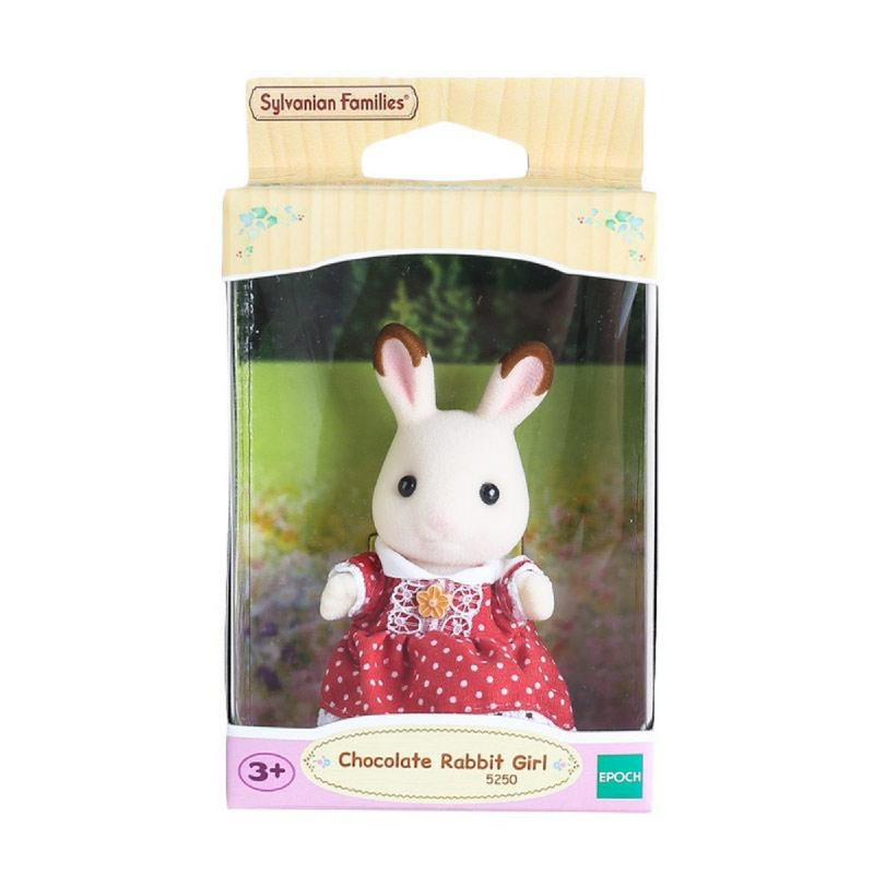 Sylvanian Families Chocolate Rabbit Girl ESFI52500