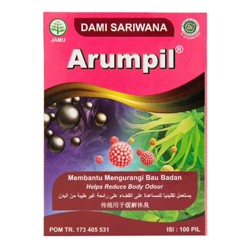 Arumpil 100 Pil