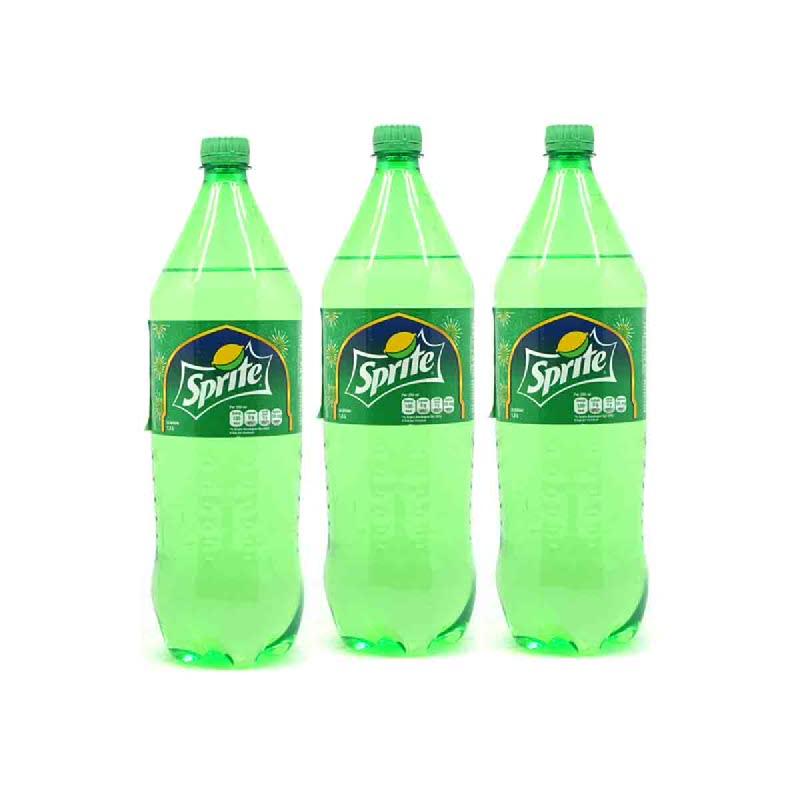 Sprite Botol 1500 Ml (Buy 2 Get 1)