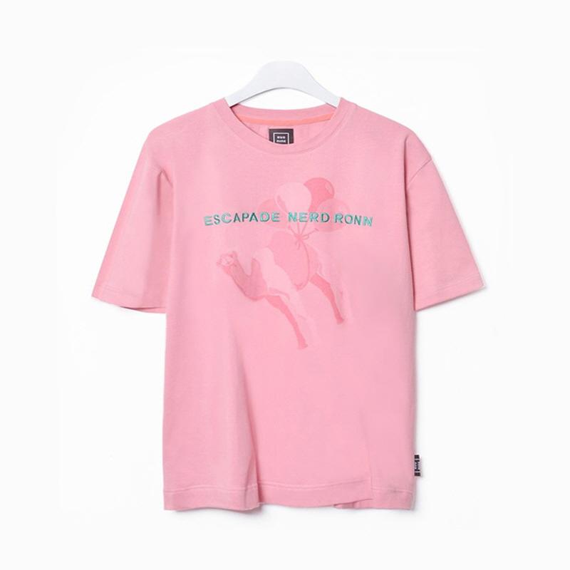Ronerd Pink T-Shirt