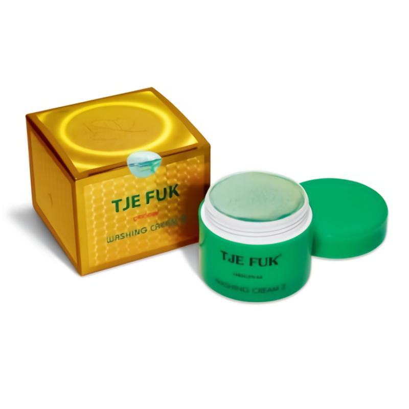 Tje Fuk Washing Cream With Moisturizer - 150gr
