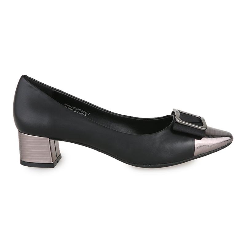 Everbest Sepatu Hak Tinggi Annaliesse Hitam