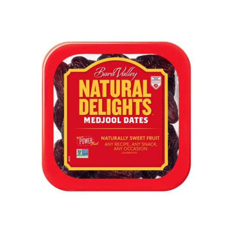 Bard Valley Kurma Medjool Natural Delights 226 Gr