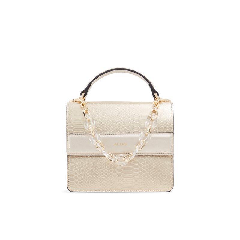 Aldo Ladies Handbags WERAVIEL-710-710 Gold