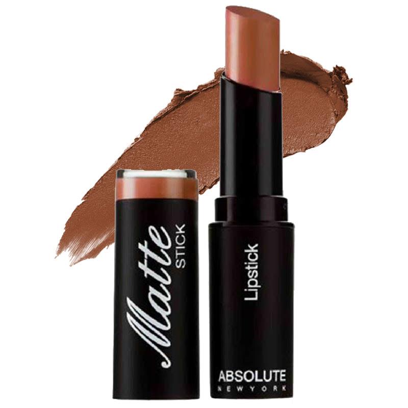 Absolute New York Matte Stick Lipstick Latte