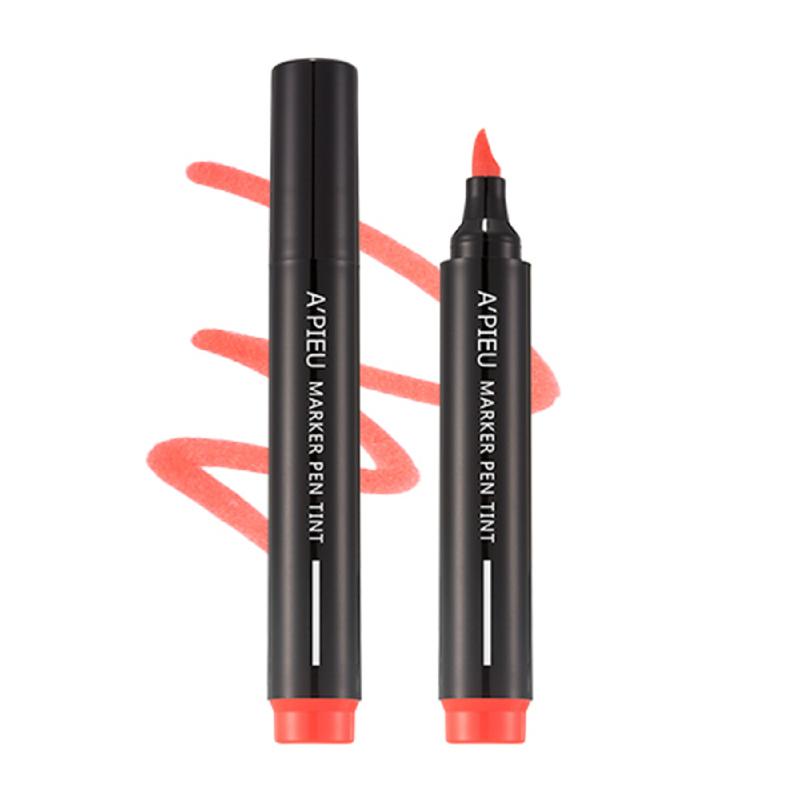 Apieu Market Pen Tint - CR01 Call Me Coral