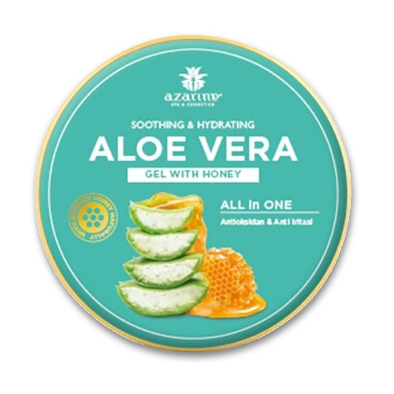 Azarine Aloevera Gel 100Ml