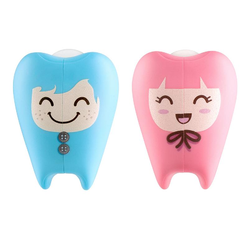 Flipper Toothbrush Cover - Freckie & Gigi (2 Pcs)