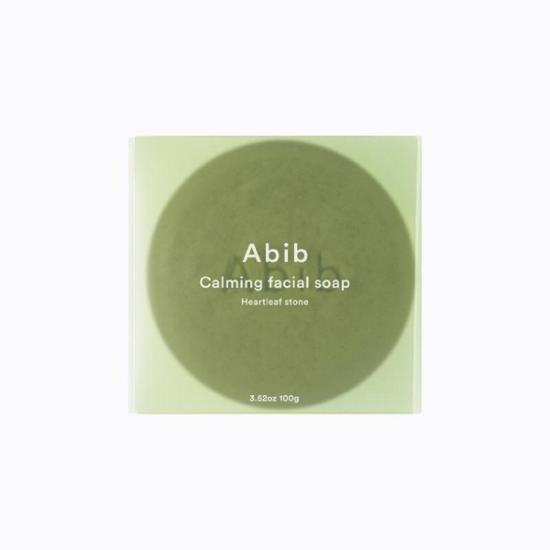 Abib Calming Facial Soap Heartleaf Stone