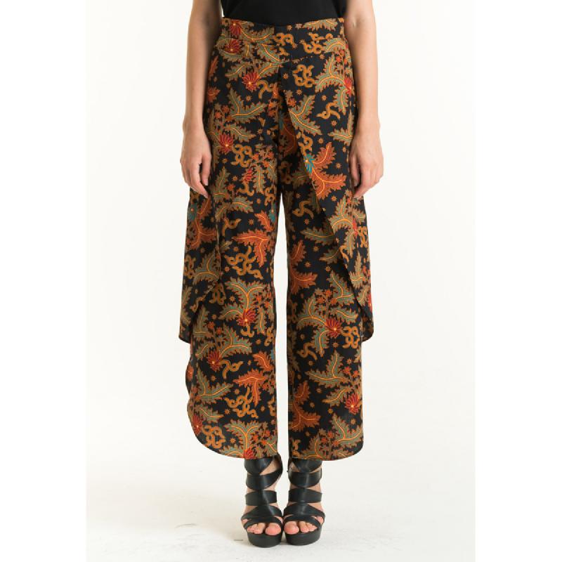 Bateeq Women Long Pant FL012F-SS18 Black