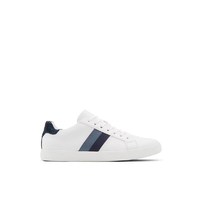 Aldo Mens Shoes Sneakers COWIEN-120-120 White Navy
