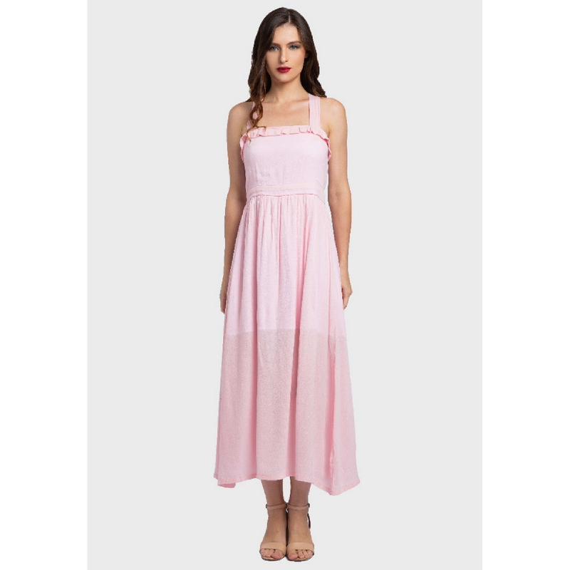 Lovadova Lynne Dress Pink