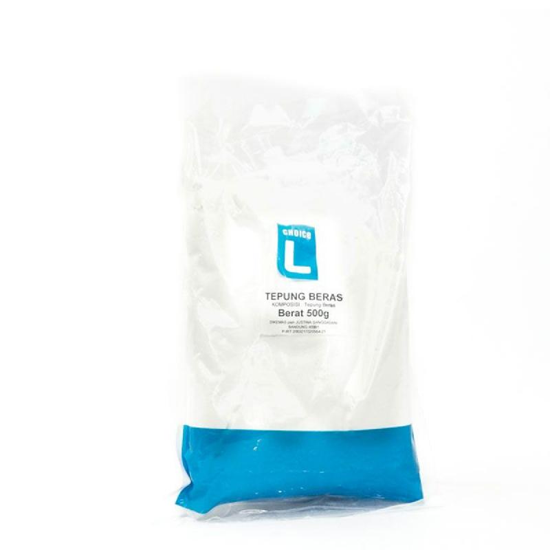 Choice L Blue Tepung Beras 500 Gr