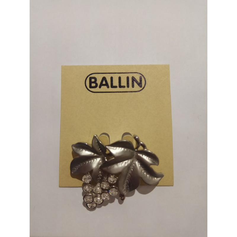 Ballin Women Brooch NM-BR080142-H1.S Silver