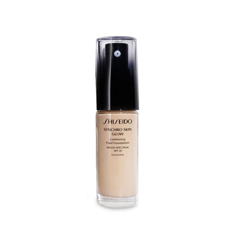 [Shiseido]Synchro Skin Luminizing Fluid Foundation