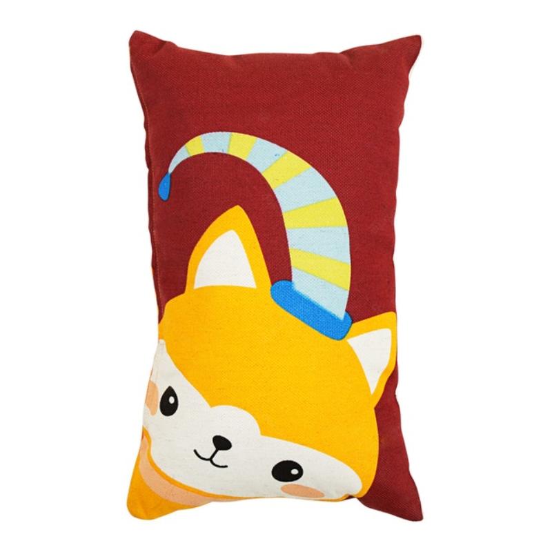 Beam and Co Animal Cushion Cover 50x30cm Fox Case