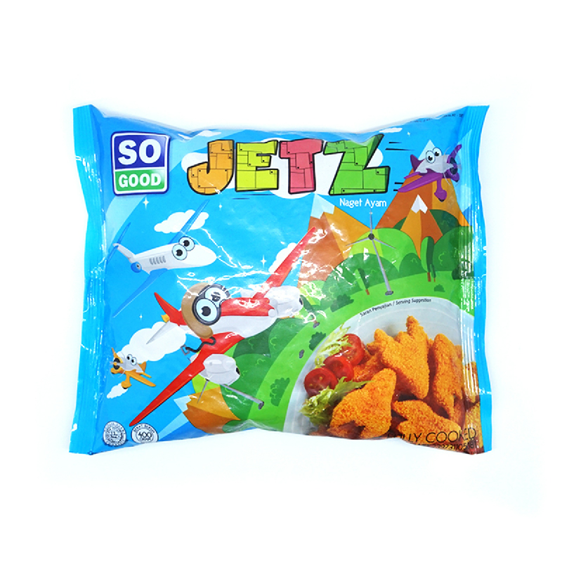 So Good Ayam Nugget Jetz 400 gr