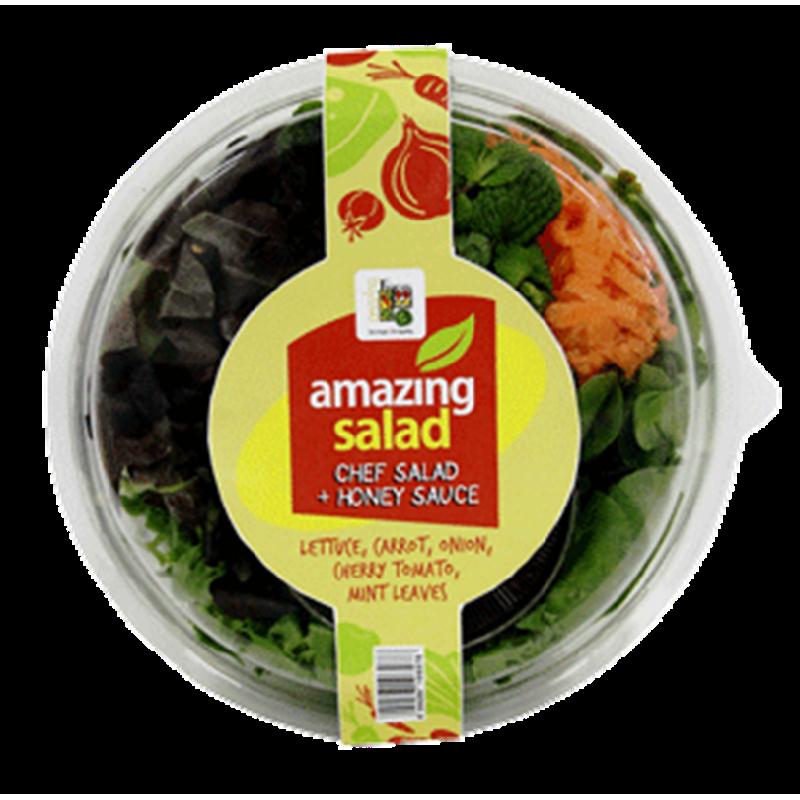 Amazing Chef Salad per Pack