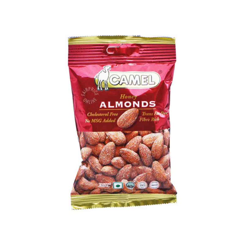 Camel Kacang Honey Almond 40g