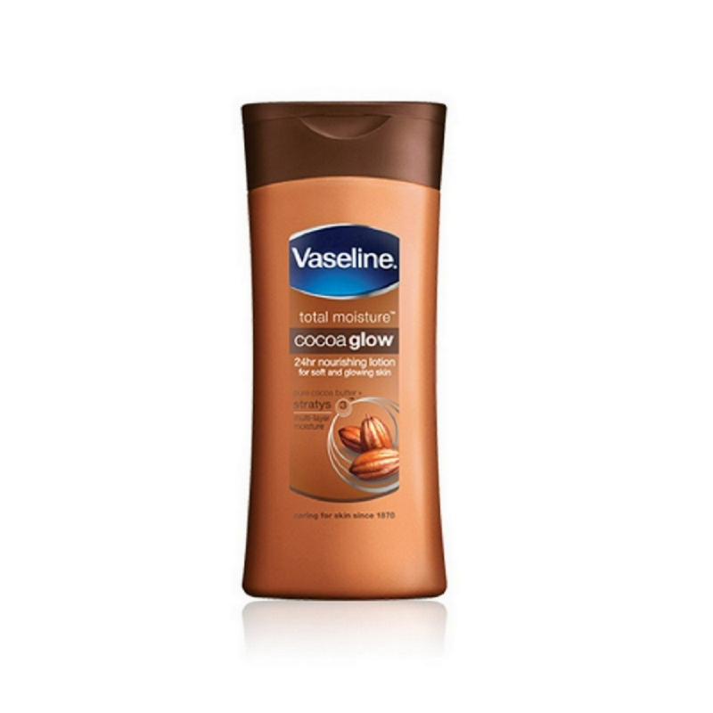 Vaseline Hbl Cocoa Glow 200 Ml