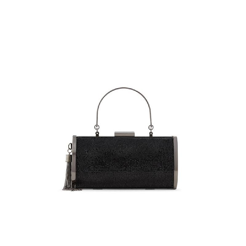 Aldo Ladies Handbag Clutch Ununi-001 Black