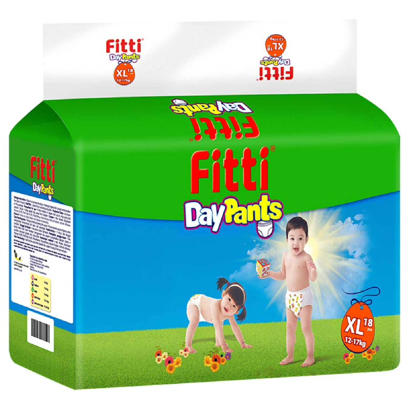 Fitti Day Pants Value Pack XL 18S
