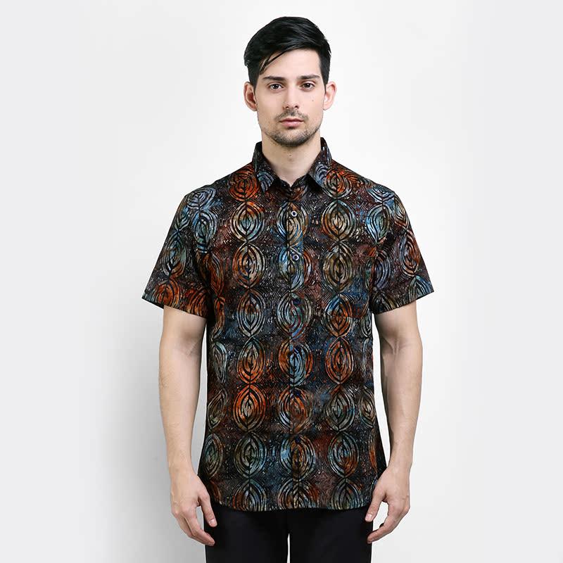 Arthesian Rainbow Aren Batik Printing